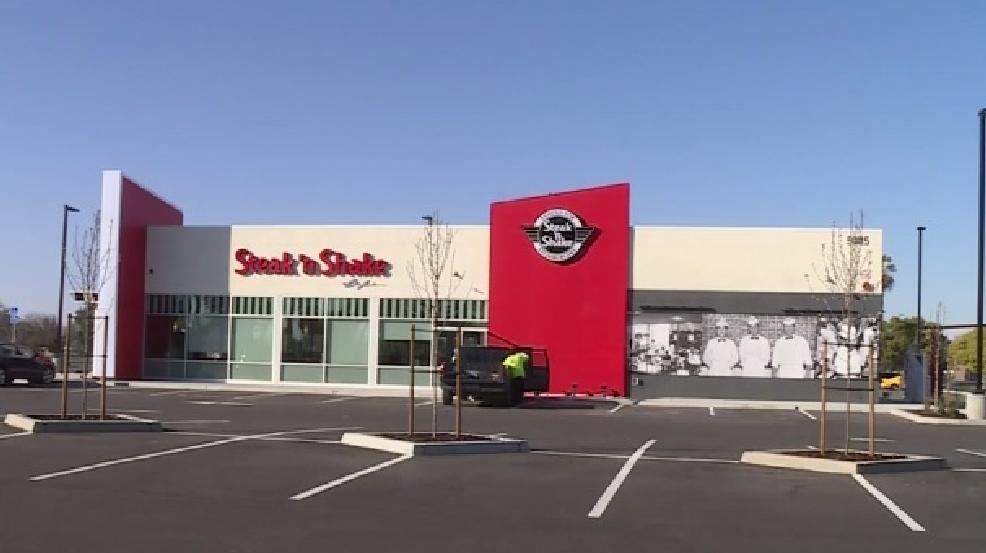 Steak N' Shake opening days away in Fresno   KMPH