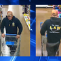 Police looking for alleged shoplifter who wore a law enforcement hoodie