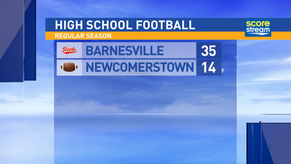 8.25.17 Highlights: Barnesville at Newcomerstown