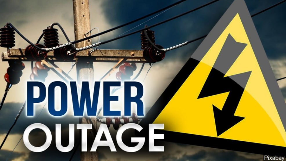 Planned Power Outage All Of Camas Valley Will Be Affected