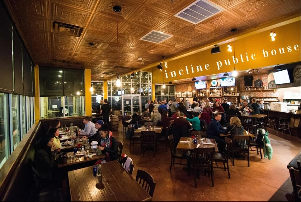 Incline Public House Is Located At 2601 W 8th Street Cincinnati Oh 45204