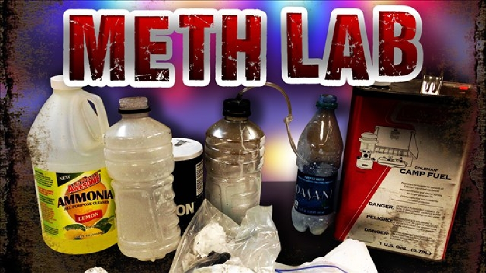 active meth lab found inside schuyler county home