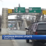 ODOT pushes to finish Caveman Bridge rail in time for Boatnik