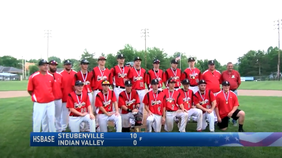 5.22.19 Highlights - Steubenville wins district baseball title over Indian Valley