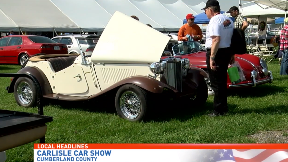 Thousands Of Cars On Display For Carlisle Import And Performance