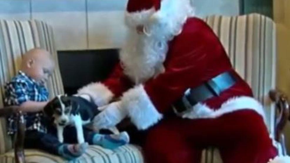 Parade, decor, cards: Christmas comes early for Kentucky toddler ...