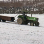 Spring snow affecting planting season for farmers