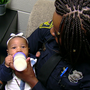 """We are thankful"": Nursing room created for CPD officers"