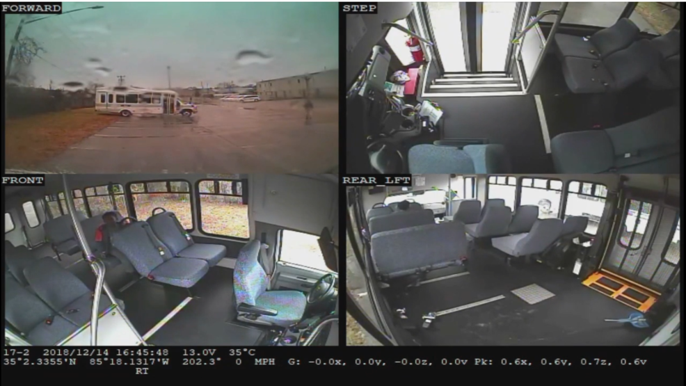 Driver who left child on bus passed Child Transport Training