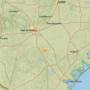 Earthquake reported southeast of San Antonio