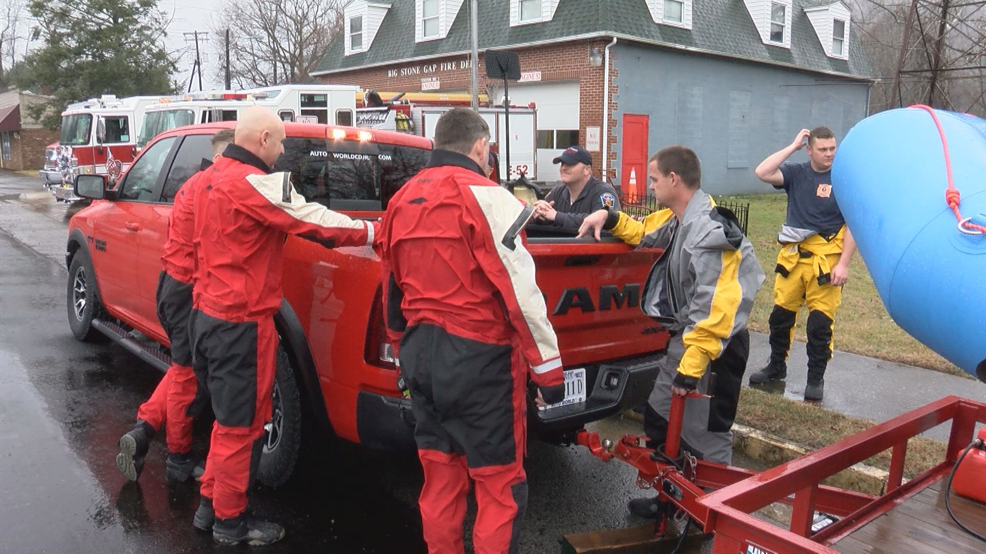 The Bristol, VA Fire Department and the Appalachia Fire Department work together to keep people.<p></p>
