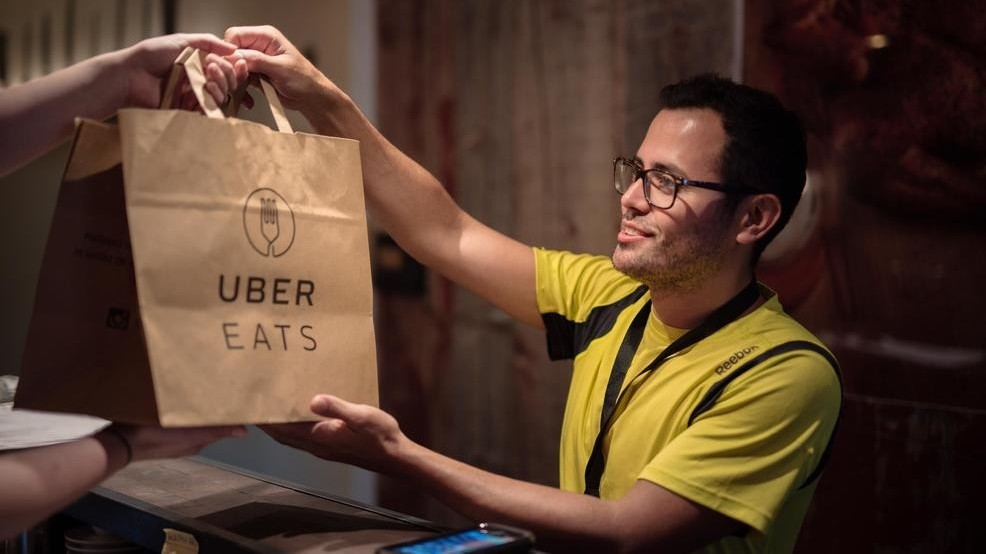 Se Lanza Uber Eats en Tri- Cities