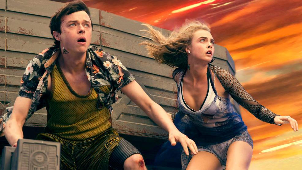 Eye Candy: 'Valerian' is all sugar, no substance