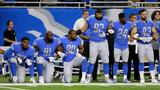 About 1 in 8 NFL players don't stand for anthem