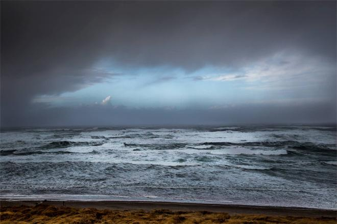 Ocean Shores Storm (Photo: Laurie Littlefield-Wells)