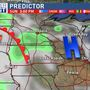 Drying out with warmer temperatures ahead