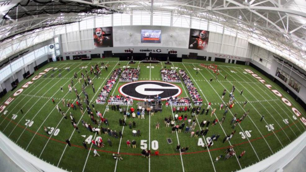 Billy Payne indoor athletic facility by Andrew Davis Tucker - UGA.jpg