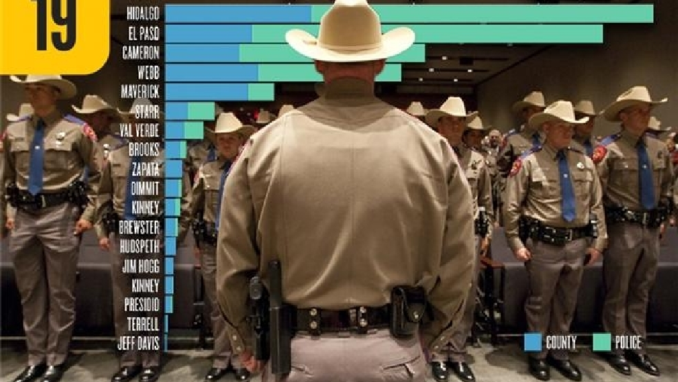 Texas hiring 250 new state troopers for the border, paying up to ...