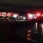 Truck rolls into Lake Washington overnight, but no one inside