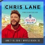 CCMF adds Chris Lane to lineup for 2018