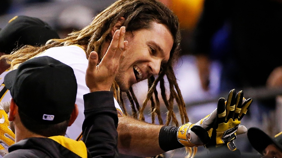 Jaso hits for cycle as Pirates beat Cubs 8-4  | WSBT