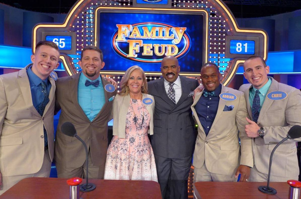 Decker Family / Family Feud{&amp;nbsp;}<p></p>