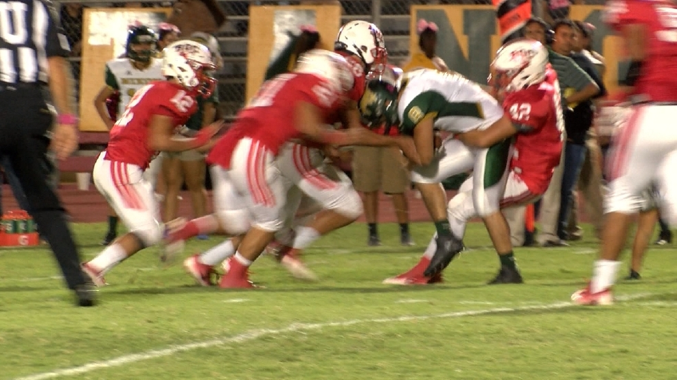 Rio Grande City's Defense Rattling 31-5A Cage