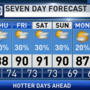 The Weather Authority | Alberto Almost Out Of Alabama; Moist Air Remains