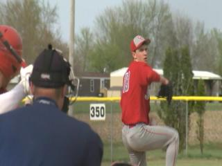 Zeb Riney has been an All Conference honoree for Clark County in three different sports...but he makes no secret that baseball is his favorite.{&amp;nbsp;}<p></p>