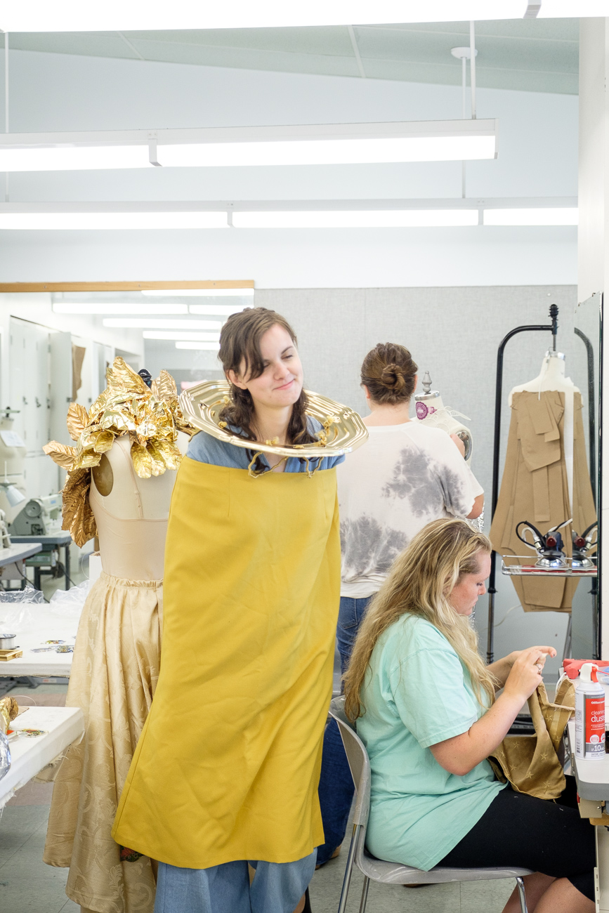 St. Vincent de Paul - Cincinnati and UC's DAAP are teaming up again for RetroFittings, a fashion show that challenges students to create modern designs from thrift-store materials. / WHEN: Saturday, October 14, 2017 / WHERE: Duke Energy Convention Center / Image: Daniel Smyth