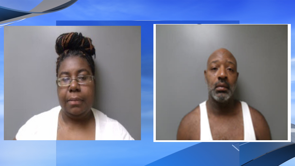Scotland County couple accused of posting revenge porn on Facebook (SCSO; WPDE)