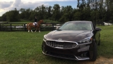 2017 Kia Cadenza: Elegant design and chockfull of technology
