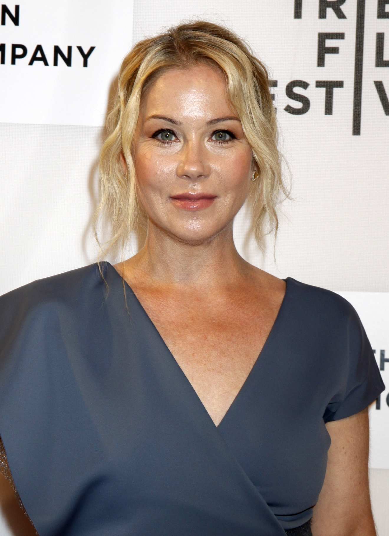 Christina Applegate attends the 2016 Tribeca Film Festival in New York City                                    Featuring: Christina Applegate                  Where: New York City, New York, United States                  When: 17 Apr 2016                  Credit: Michael Carpenter/WENN.com                                    **Not available for New York Daily News.**