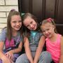 Evanston girls struck by lightning are back home