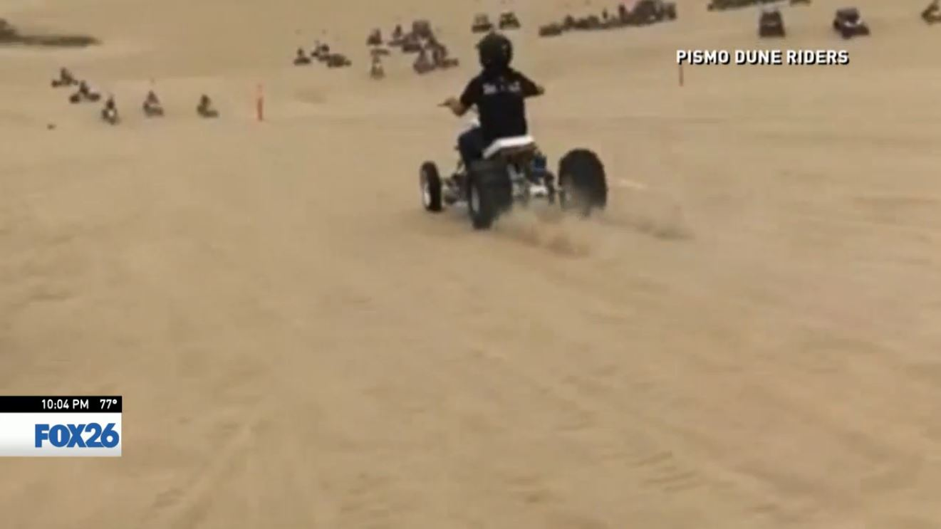 The California Department of Parks and Recreation held a public works hearing in Downtown Fresno to discuss the future of Oceano Dunes near Pismo Beach.{ }(Courtesy Pismo Dune Riders)
