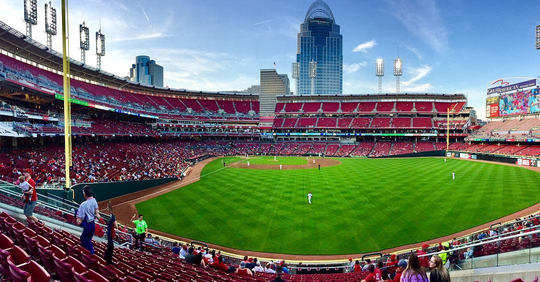 Location: Great American Ball Park / Image: Leah Zipperstein // Published: 5.24.18