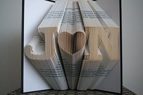 <p>AHHHHH! This Boston Creative Company Folded Book Art ($60) is a thoughtful gift for couples. (Image: Amazon){&amp;nbsp;}</p><p></p>