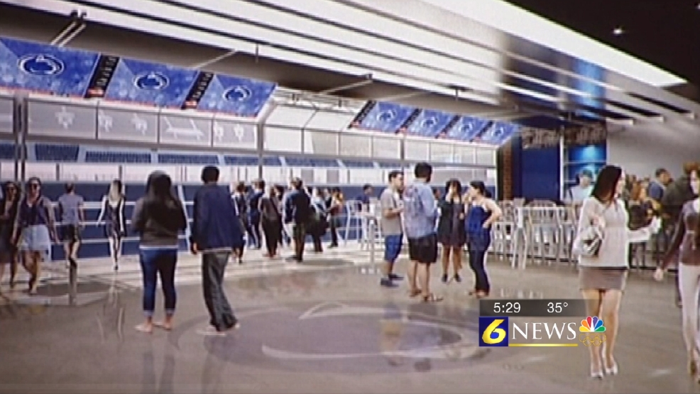 Beaver stadium 39 s possible renovation drawings revealed wjac for Renovation drawings