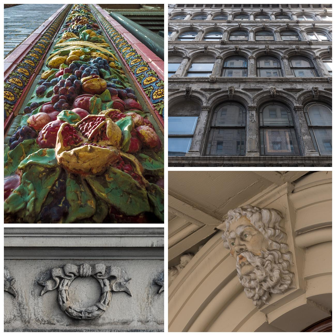 4th Street has a plethora of unique and beautiful architectural details / Images: Phil Armstrong, Cincinnati Refined // Published: 4.23.18
