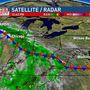 Mike Linden's Forecast | Showers/storms return for the first weekend of Summer