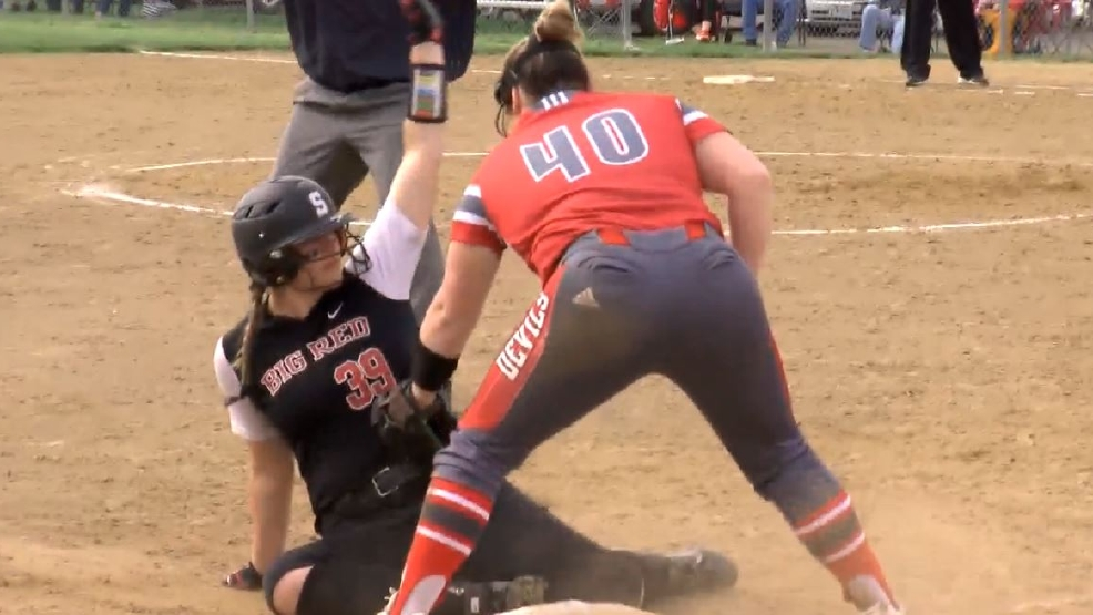 4.26.17 Team of the Week - Steubenville Big Red softball