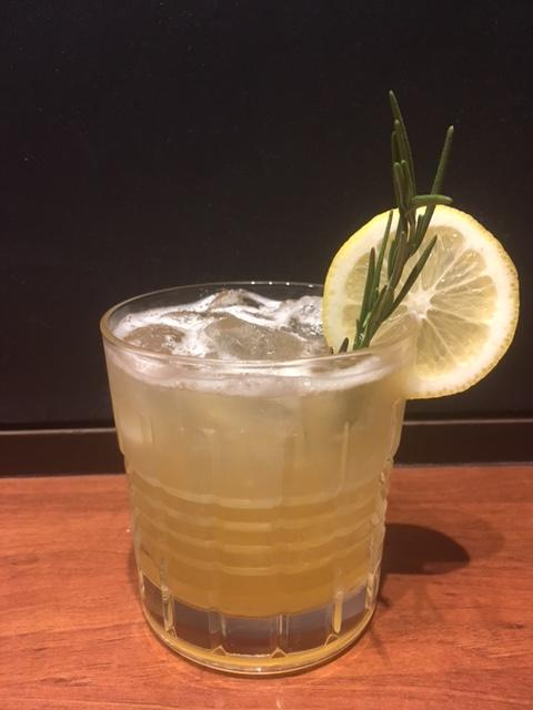 Maple EverythingGÇÖs Coming Up Rosemary Sour (Image: Courtesy Mixx)<p></p>
