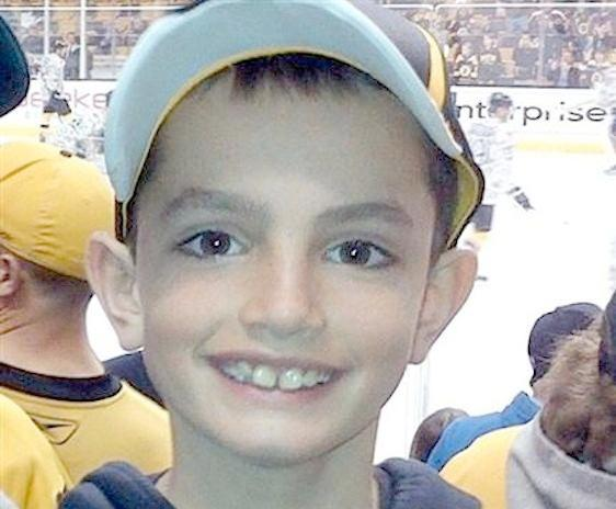 This undated photo provided by Bill Richard shows his son, Martin Richard, in Boston. Martin Richard, 8, was among the at least three people killed in the explosions at the finish line of the Boston Marathon Monday, April 15, 2013.
