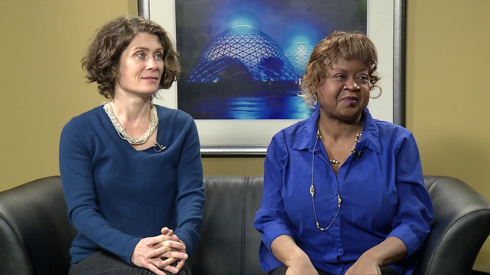 Colleen Madden and Lynette DuPree, Black Pearl Sings!, Milwaukee Rep.png
