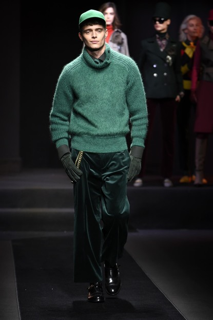 Gallery Milan Men S Fashion Week Autumn Winter 2018 19 Wutv