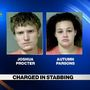 UPDATE: Charges filed in Dowagiac stabbing