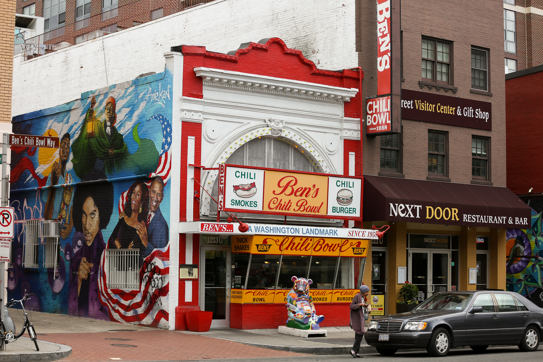 Fun fact! Ben's Chili Bowl was opened on August 22, 1958.{&nbsp;}<p></p>