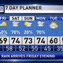 The Weather Authority | Warming Trend Begins Later Today
