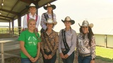 Nuckolls County fair features rodeo royalty, runaway goats, and family fun