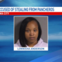 Iowa City woman accused of stealing over $3,500 from Panchero's